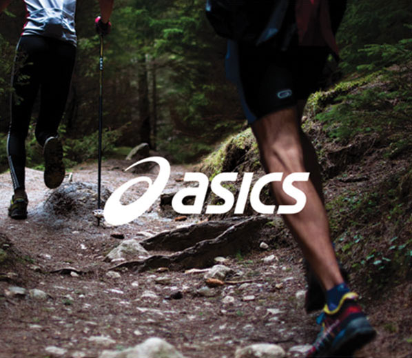 DAM up and running for ASICS